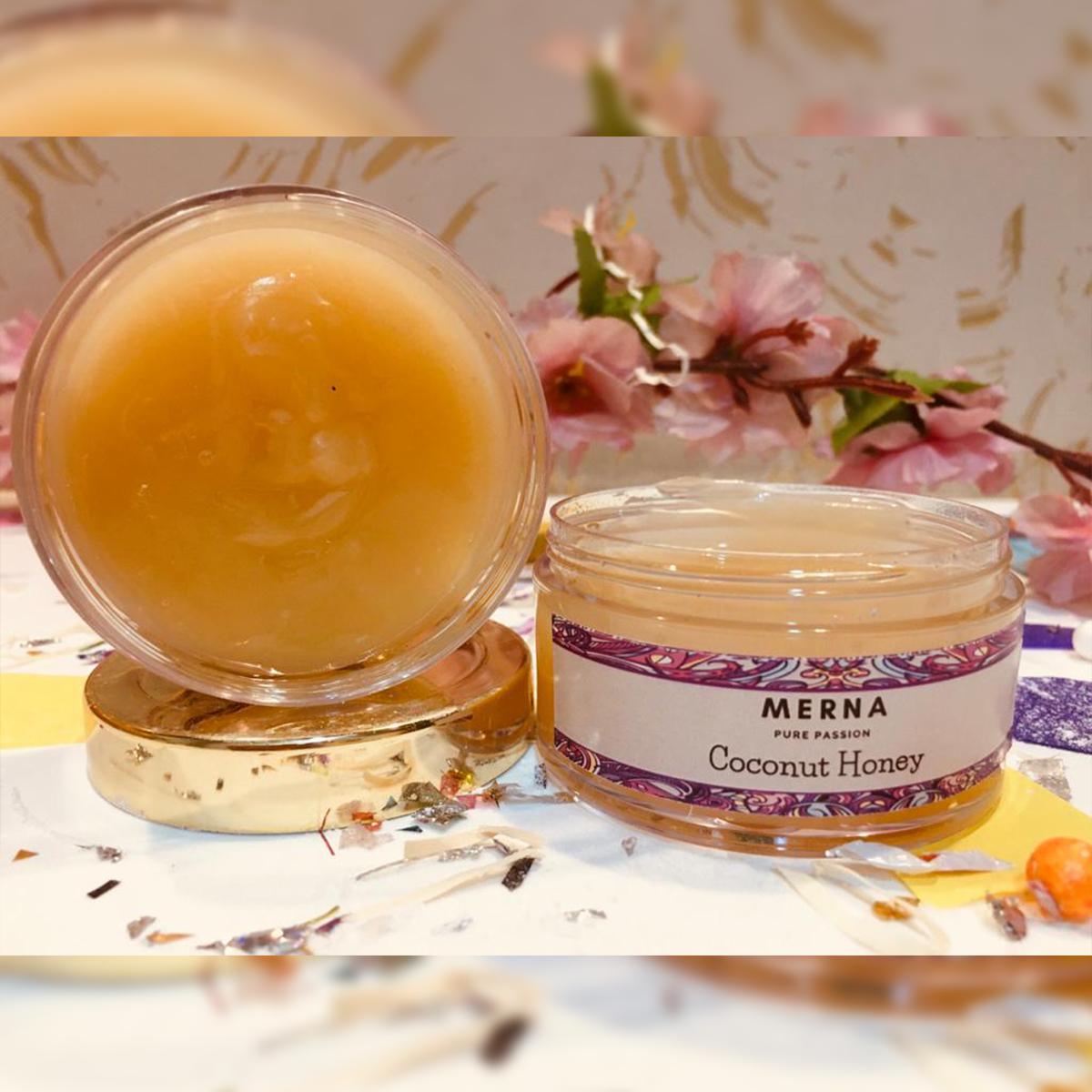 Coconut Milk & Honey Cream Merna only interviews