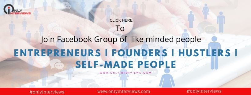 only interviews facebook group